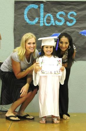 Photo: Child graduation