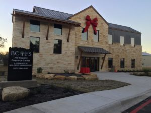 Photo: BCFS Resource Center building
