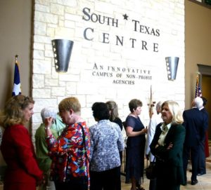 Photo: Event Participants at the South Texas Centre